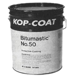 Bitumastic #50 Protective Coating Compound