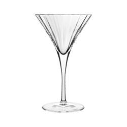Bauscher Hepp Luigi Bormioli Bach 8.25 oz Martini or Cocktail Glasses