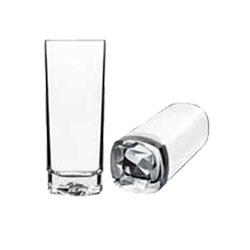 Bauscher Hepp Luigi Bormioli On The Rocks 15 oz Beverage Drinking Glasses