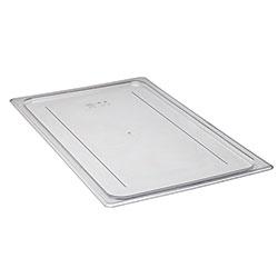 Cambro Food Pan Lid 1/1 Camwear® Flat Cover Clear