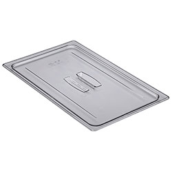 Cambro Food Pan Lid 1/1 Camwear® Cover With Handle Clear