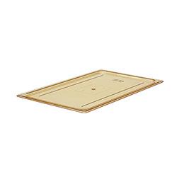 Cambro Food Pan Lid 1/1 H-Pan® Flat Cover Amber