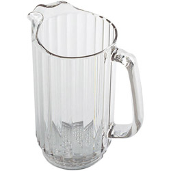 Cambro Clear Camwear Pitcher, 32 Ounce