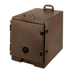 Cambro Dark Brown Full Camcarrier