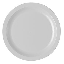 Cambro Dinnerware Plate Salad 7 1/4 in White