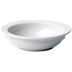 Cambro Clear Ribbed Salad Bowl, 18""