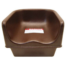 Cambro Brown Booster Seat