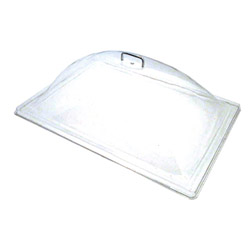 "Cambro Clear Dome Cover, 18"" x 26"""