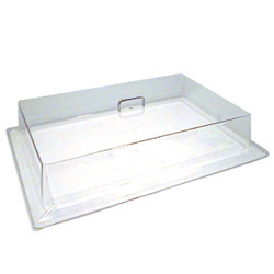 Cambro Full Clear Cover, 18 x 26