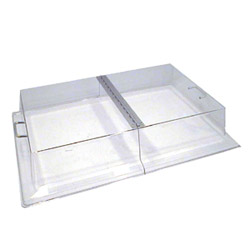 Cambro Hinged Full Cover, 18 x 26