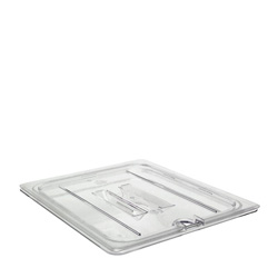 Cambro Half Cover Notched with Handle