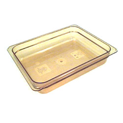 "Cambro Half Pan 2.5"" Deep Hp"