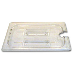 Cambro Fourth Cover Ntch W/Handle