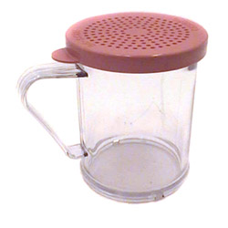 Cambro Shaker with Medium Grind Lid
