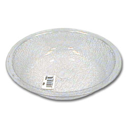 Cambro Clear Pebbled Bowl, 6""