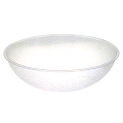 Cambro Clear Pebbled Bowl, 15""