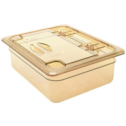 Cambro Half Cover Notch Fliplid