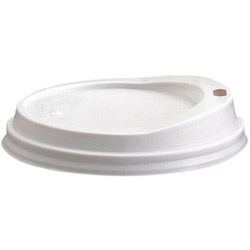 Cambro Dispsosable Sip Lid for Small Bowl or Mug