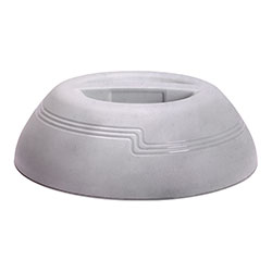 Cambro Meal Delivery Insulated Dome Speckled Gray