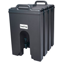 Cambro 11.75 Gallon Black Camtainer