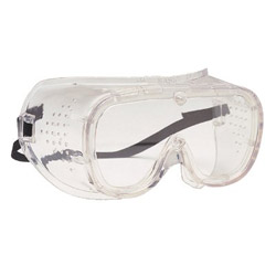 Bouton 440 Basic Direct Vent Goggles Clear Lens
