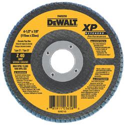 Dewalt Tools FLAP DSC T27 4.5X5/8-11Z40