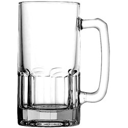 Anchor Hocking Gusto Beer Mug, 1 Liter