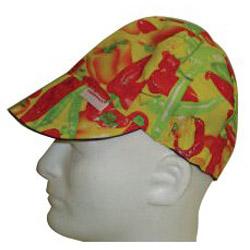 Comeaux Caps Reversible Soft Brim Comfort Crown Cap, Cotton, Assorted Colors, Size 8