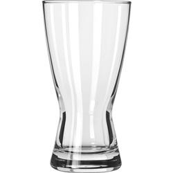 Libbey Hourglass Pilsner Glass, 12 Oz