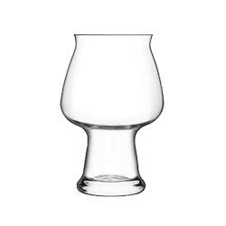 Bauscher Hepp Luigi Bormioli Birrateque 17 oz Cider Beer Glasses