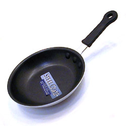 "The Vollrath Company 7"" SteelCoat x3 Aluminum Fry Pans"
