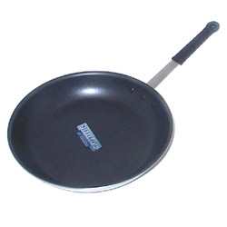 "The Vollrath Company 14"" SteelCoat x3 Aluminum Fry Pans"