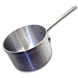 "The Vollrath Company 6 1/2 Quart 9"" Premier Super Strength Sauce Pan"