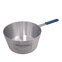 "The Vollrath Company 11 1/4"" 8.5 Qt Sauce Pan"