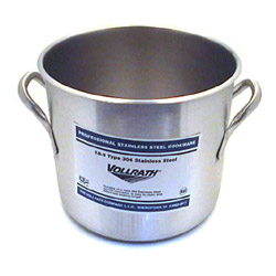 The Vollrath Company 20 Quart Stainless Steel Stock Pot