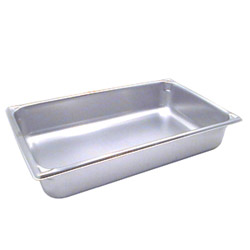 "The Vollrath Company 4"" Deep Full Size Heavy-Duty Super Pan II Steam Table Pans"