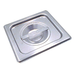 The Vollrath Company One Sixth Size Solid Super Pan II Solid Cover
