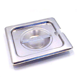 The Vollrath Company One Sixth Size Slotted Super Pan II Slotted Cover