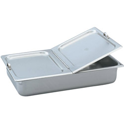 The Vollrath Company Full Sized Flat Hinged Covers
