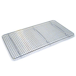 "Johnson-Rose 18"" x 10"" Wire Pan Grate"