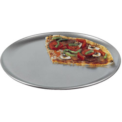 "American Metalcraft 13"" Coupe Pizza Tray"