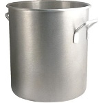 Challenger 160 Quart Aluminum Stock Pot
