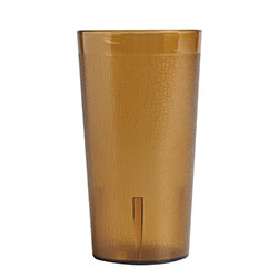 Cambro 12 Oz Plastic Cups, Yellow, Pack of 72