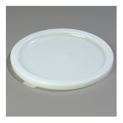 Carlisle Foodservice Products Bain Marie Container Lid, White