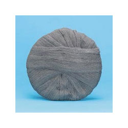 Global Material Radial Steel Wool Floor Pads 12 Per Case