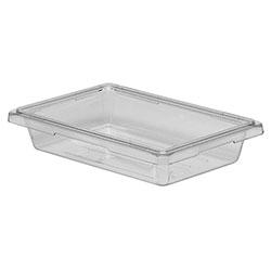 Cambro Food Box 12 in X 18 in X 3 in Camwear® Clear