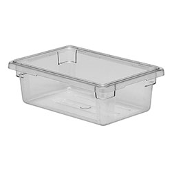 Cambro Food Box 12 in X 18 in X 6 in Camwear® Clear