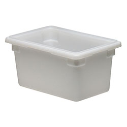 Cambro Food Box 12 in X 18 in X 9 in Poly White