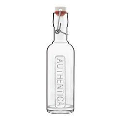 Bauscher Hepp Luigi Bormioli Optima 8.5 oz Authentica Bottle with Steel Airtight Closure