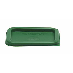 Cambro Square Lid For 2 & 4 Quart Kelly Green